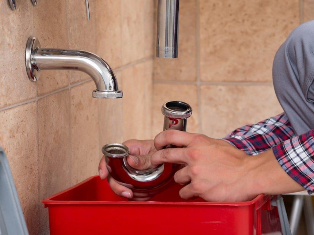 plumbing repair mr handyman 321